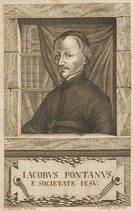 Jacobus Pontanus