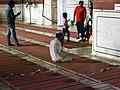 Jama Masjid prayer hall interior Delhi.jpg