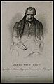 James Watt. Stipple engraving, 1827, after Sir F. Chantrey. Wellcome V0006174.jpg