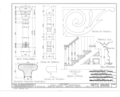 James Whallon House, 11000 Winton Road, Greenhills, Hamilton County, OH HABS OHIO,31-MOUH.V,1- (sheet 10 of 13).png