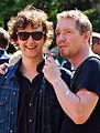 Jan Pape Band - Jan Pape – Rock 'N' Rose Festival 2014 06.jpg