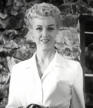 Jan Sterling - in Split Second (1953)