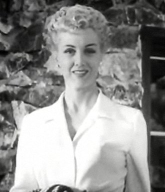 Jan Sterling - in Split Second (1953)