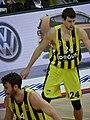 Jan Veselý 24 Fenerbahçe Men's Basketball 20171219.jpg