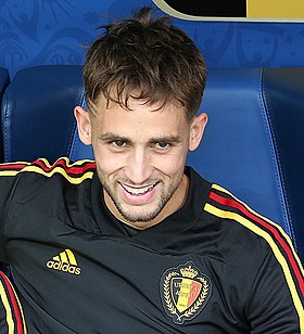 Image illustrative de l'article Adnan Januzaj