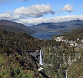 Japan, Tochigi - Nikko lake Chūzenji Kegon waterfall 2009 2.jpg