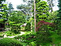 Jardin du Musée Albert-Kahn.Le village japonais 02 by Line1.JPG