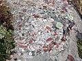 Jasper-quartz pebble conglomerate (Lorrain Formation, Paleoproterozoic, ~2.3 Ga; Ottertail Lake Northeast roadcut, near Bruce Mines, Ontario, Canada) 73 (32766255827).jpg