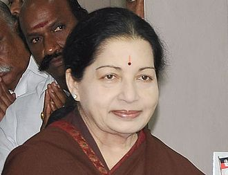 Tamil Nadu Legislative Assembly election, 2016 - Image: Jayalalithaa