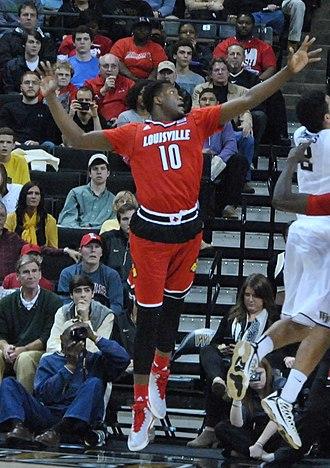 Jaylen Johnson - Johnson playing for Louisville