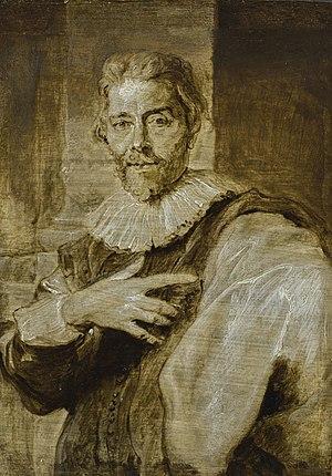 Jean-Baptiste Barbé - Jean-Baptiste Barbé (Anthony van Dyck)