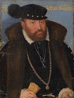 Johann Wilhelm, Duke of Saxe-Weimar Duke of Saxony