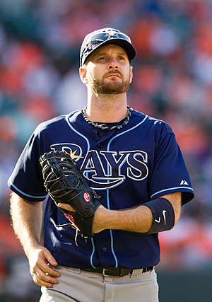Jeff Keppinger - Keppinger with the Tampa Bay Rays