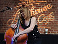 Jennifer Leitham Trio at the Lighthouse Cafe, 10 June 2012 (7406815120).jpg