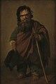 Jens Juel - The Roman Dwarf Francesco Ravai, called Bajocco - KMS370 - Statens Museum for Kunst.jpg