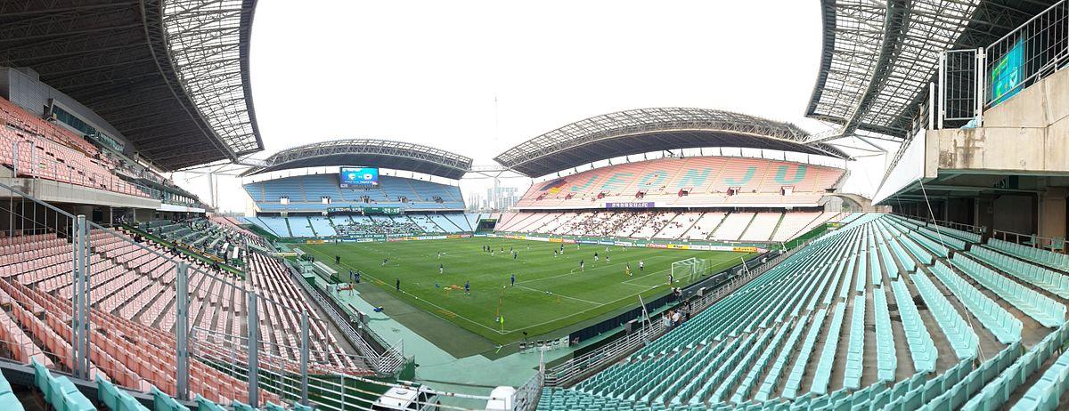 Jeonju World Cup Stadium Wikipedia