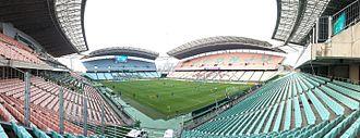 2016 K League Classic - Image: Jeonju World Cup Stadium 2016