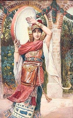 Jephthah's Daughter by James Tissot.jpg