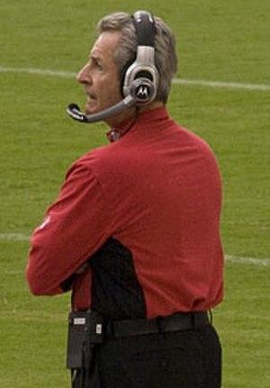 Jerry Sullivan - Sullivan as 49ers wide receivers coach in 2009