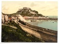 Jersey, Gorey and the castle, Channel Island, England-LCCN2002696509.tif