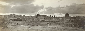 Jerusalem panorama early twentieth century2.jpg