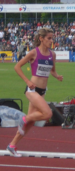 Jéssica Augusto - Jéssica Augusto at the 2010 Golden Spike Ostrava