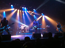 Jesus Jones performing in 2011