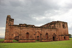Jesus de Tavarangue - Main building from the left 2.JPG