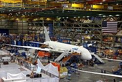Boeing Everett Factory Wikipedia