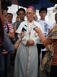 Paciano Aniceto Catholic bishop