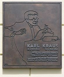 Description de l'image Jičín, Fortna - Karl Kraus 1.jpg.