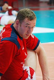 Jiří Král Czech volleyball player