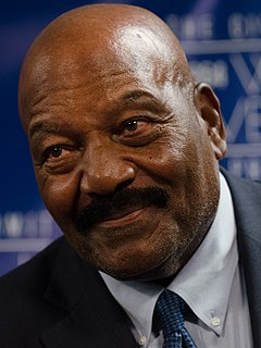 Jim Brown American football player and actor