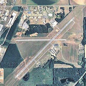Jimmy Carter Regional Airport - 2006 USGS airphoto