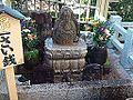 Jishu-jinja Shintô Shrine - Mizukake-jizô.jpg