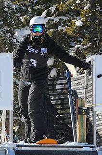 Joany Badenhorst Paralympian
