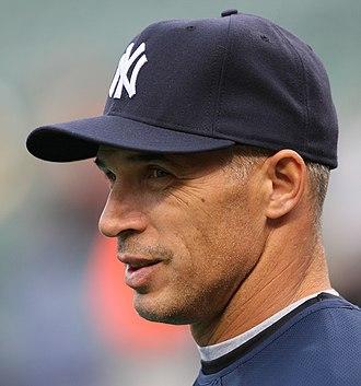 Joe Girardi - Girardi as manager of the Yankees