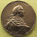 Johann carl hedlinger, federico II di prussia, 1750.JPG