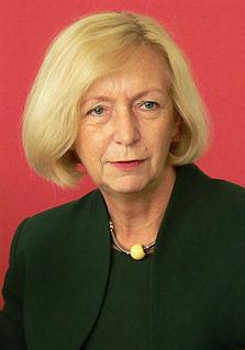 Johanna Wanka German mathematician and politician