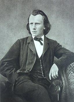 Johannes Brahms 1866