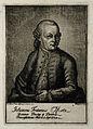 Johannes Friedrich Metz. Line engraving by J. F. Berr, 1773. Wellcome V0003996.jpg