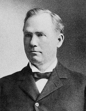 John A. McDowell - Image: John A. Mc Dowell 1899