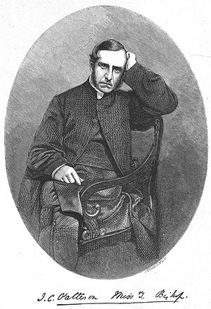John Patteson (bishop) - John Coleridge Patteson