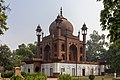 John Hessing's Tomb, Red Taj, Agra.jpg