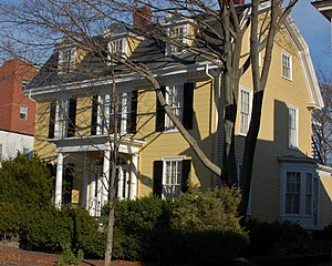 John P. Peabody House - John Peabody House