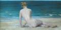 John Reinhard Weguelin – The Yellow Sands (1888).png