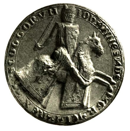 The seal of John Balliol John Scotland.jpg