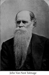 John Van Nest Talmage American missionary