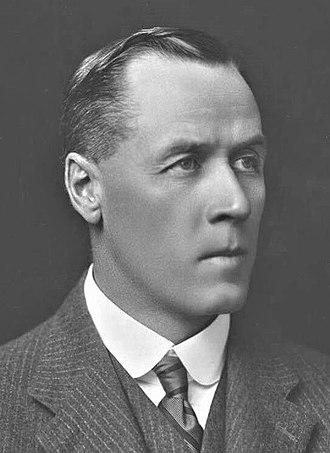 John Latham (judge) - John Latham in the 1920s