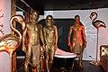 Johnnie Walker Gold Bullion Body Painting Sydney (9422452202).jpg
